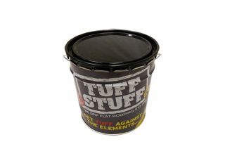 TuffStuff GRP Roofing Top Coat Grey Slate 5kg