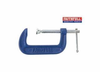Faithfull G Clamp 76x38mm
