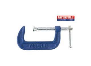 Faithfull G Clamp 203x76mm
