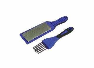Faithfull File Cleaning Brush