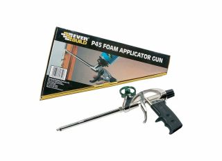 Everbuild P45 Medium Duty Metal Foam Applicator Gun