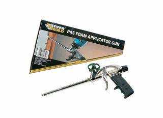 Everbuild P45 Medium Duty Metal Foam Applicator Gun