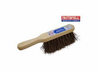 Faithfull Bassine (Stiff) Hand Brush 275mm (11in)