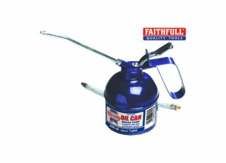 Faithfull Oil Can 500ml