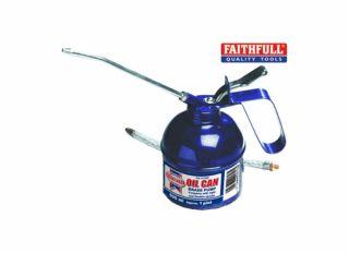 Faithfull Oil Can 500ml
