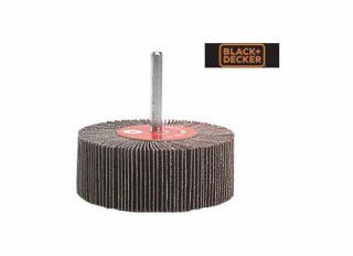 Black & Decker Flap Wheel Medium Grit 50x20mm