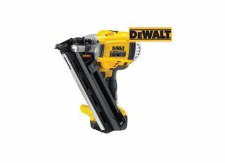 Dewalt 18V 5.0 4.0 Ah Battery Powered Nail Gun DEWDCN692P2