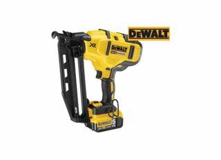Dewalt 18V Cordless XR Brushless Second Fix Nailer 2 x 5.0Ah DCN660P2