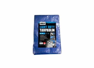Shield Tarpaulin Light Duty 4x5m