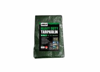 Shield Tarpaulin Heavy Duty 4x5m