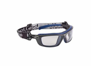 Bolle Baxter Safety Spectacles Clear