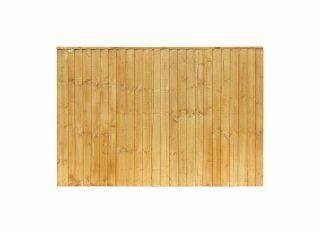 GRANGE Std Featheredge Fence Panel 1.83x1.2m SFEP4