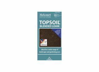 Melcourt RHS Endorsed Topsoil Blended Loam 20L