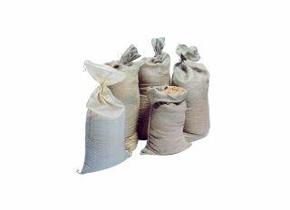 Hessian Rotproof Sand Bags 787x330mm (31x13in)
