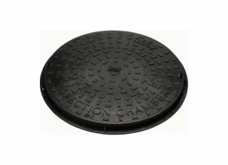 Hunter DS062 Round Inspection Cover And Frame Polypropylene 450mm
