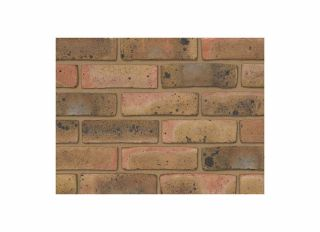 Ibstock Ashdown Coleridge Yellow Multi Stock Brick
