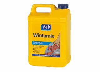 Feb Wintamix Frostproofer & Mortar Plasticiser 5L