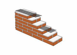 Simpson Brick Reinforcement Galvanised 112mm