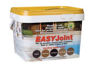 Azpects Easyjoint All Weather Jointing Compound Buff Sand 12.5kg