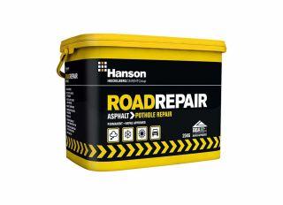 Hanson Road Repair Asphalt 25kg Tub