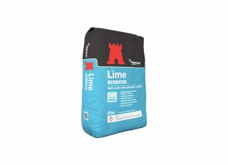 Hanson Hydrated Lime 25kg Bag