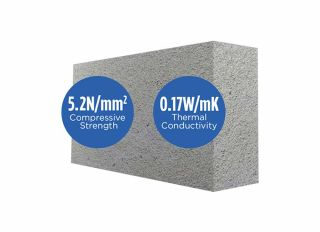 Quinn Lite Standard Aerated Block 5.2N 100mm