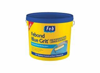 Everbuild Febond Blue Grit 5L