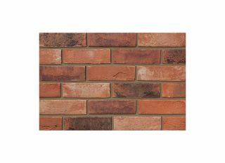 Ibstock Ivanhoe Westminster Red Multi Brick