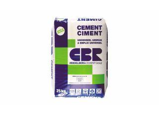 OPC Cement In Plastic Bag 25kg