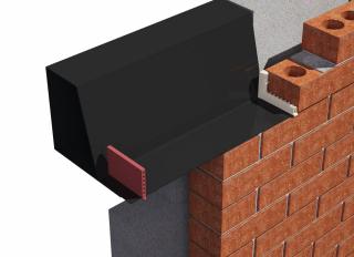 Timloc Cavity Wall Weep Vent Buff 65x10x100mm