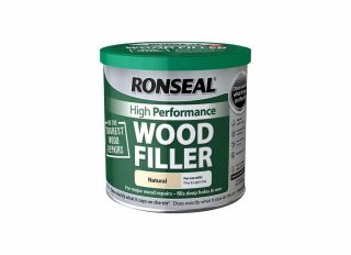 Ronseal High Performance Wood Filler Natural 550g