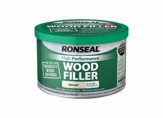 Ronseal High Performance Wood Filler Natural 275g