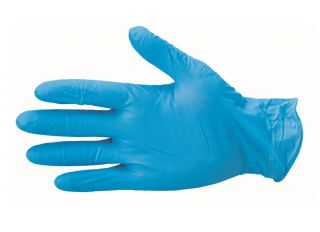 Ox Nitrile Disposable Gloves Medium (Pack 100)