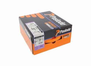 Paslode IM360 Ring Shank Galv Nails 2.8x63mm (Pack of 3300) 141071