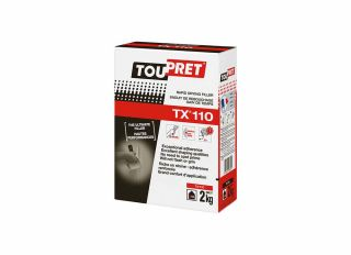 Toupret TX110 Rapid Drying White 2kg