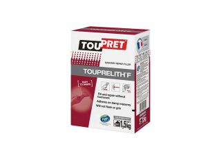 Toupret Touprelith F Masonary Filler Grey 1.5kg