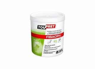 Toupret Fibacryl Flexible Filler 1kg