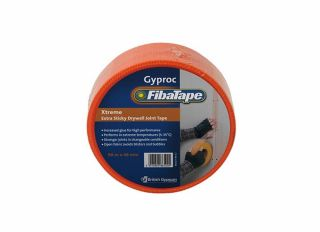 GYPROC FIBATAPE XTREME ORANGE 90M (SCRIM)