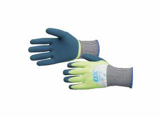 Ox Latex Foam Gloves Cut Resistance Size 5