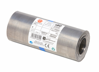 Roll of Milled Lead Flashing Code 4 450mmx3m 28kg Nominal