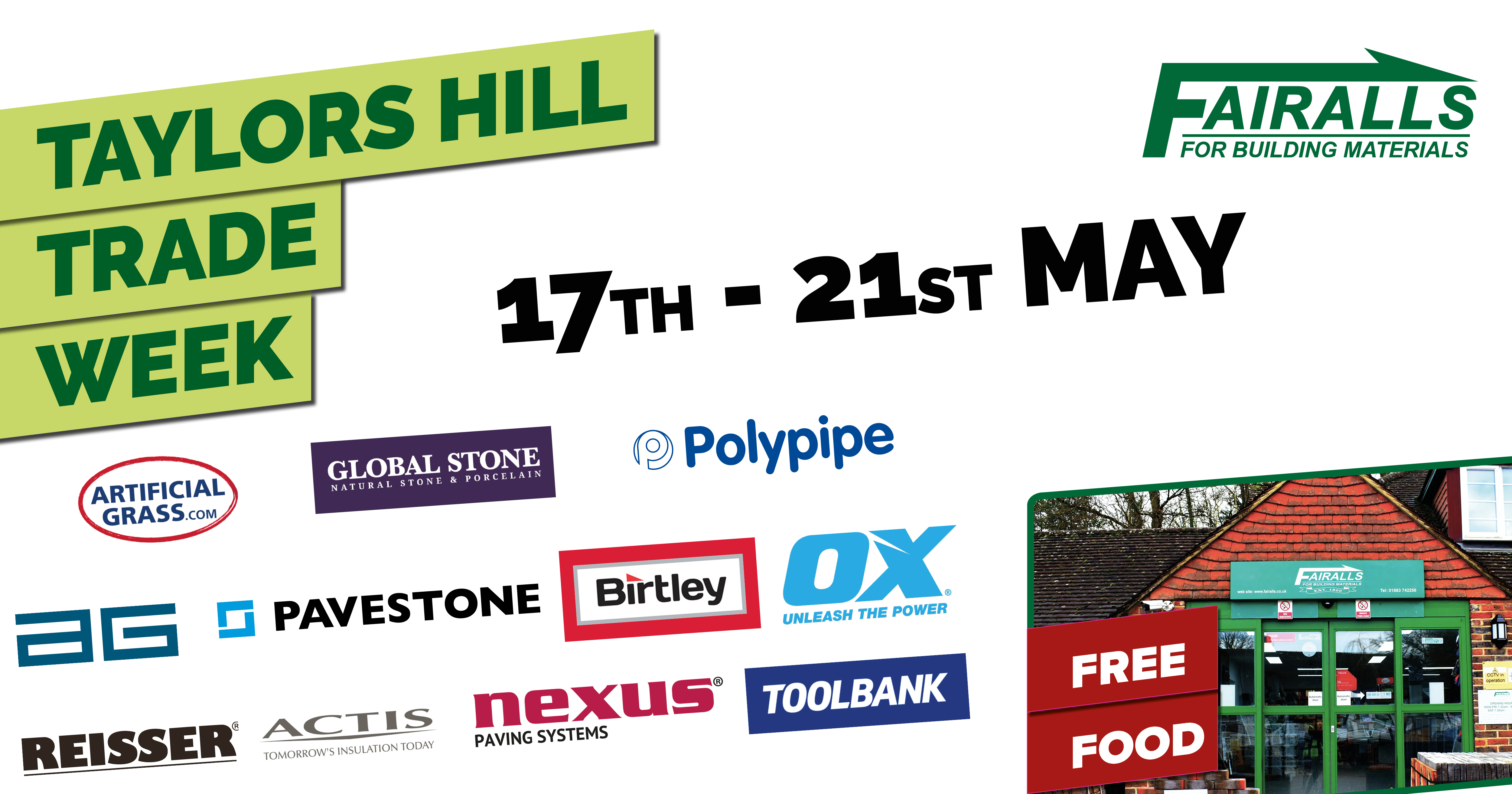 Taylors Hill Trade Week Announced with Free Food on Offer
